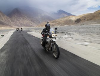 Royal Enfield announces Himalayan Odyssey 2017