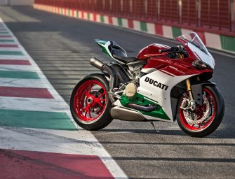 All you need to know about the Ducati 1299 Panigale R Final Edition