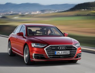 2017 Audi A8 unveiled