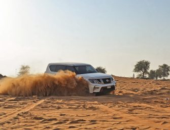 Driven: Nissan Patrol Nismo – Is it still the King of the Desert in its sporty avatar?