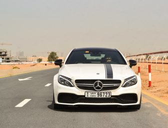 Here's why you shouldn't buy the Mercedes-AMG C63 S Coupe aka Speed Demon