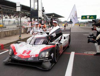 Porsche Quits LMP1 Abruptly to Join Formula E