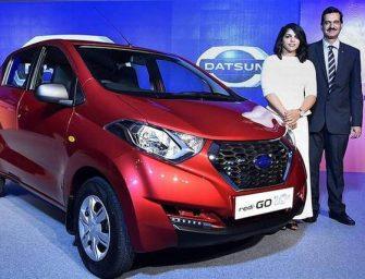 Datsun Redi-Go 1.0 litre launched