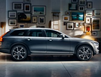 Volvo V90 Cross Country Launched in India at Rs. 60.45 Lakh