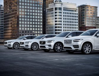 Volvo to go electric with five models by 2021