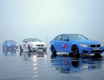 BMW India introduces BMW M Performance Training Program in Aamby Valley, Pune
