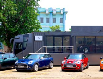 MINI brings its legendary go-kart feeling across 18 cities in India