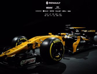 Renault Paused F1 Development For Drastic Upgrade