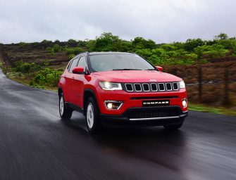 Jeep Compass launched in India at Rs 14.95 lakh
