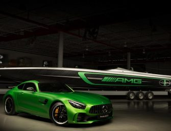 Mercedes-AMG GT R and GT Roadster launched in India