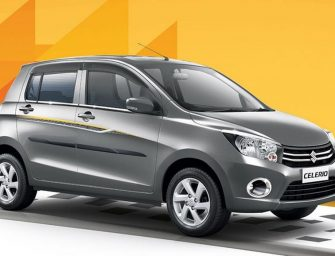 Maruti launches Celerio Limited Edition at Rs 4.46 lakh
