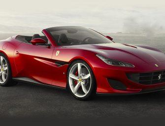 Ferrari unveils new Portofino; replaces California T