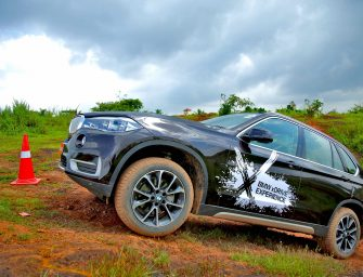 BMW India thrills Goa with BMW xDrive Experience
