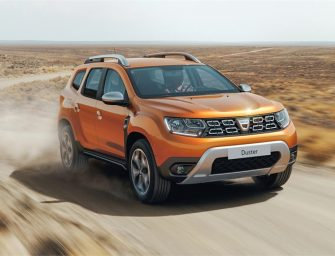 New Dacia Duster revealed