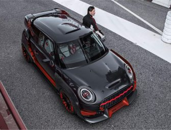 New Mini JCW GP Concept revealed