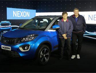 Tata Nexon launched at Rs 5.85 lakh