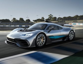 Barking Mad: Mercedes-AMG Project One Hypercar revealed