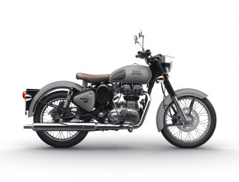 Royal Enfield introduces two new variants of Classic 350 and 500 in contemporary colours – Gunmetal Grey and Stealth Black