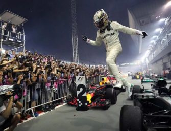 F1 Singapore GP: Vettel Crash Hands Hamilton Big Championship Lead