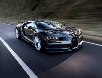 Bugatti Chiron Sets 0-400-0 KMPH World Record In Just 42 Seconds