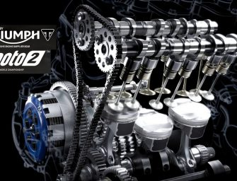 Triumph's Moto2 2019 Season Race Engine Development