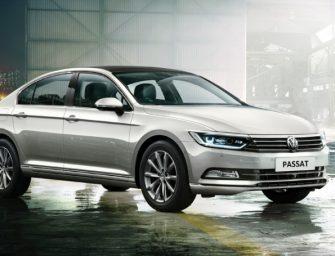 2017 Volkswagen Passat launched at Rs 29.99 lakh
