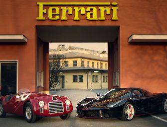 70 years of Ferrari: the bloodline