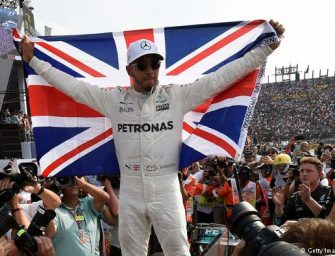 Hamilton Crowned Champion As Verstappen Finishes On Top In Mexico