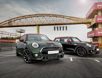 The MINI JCW Pro Edition introduced in India at Rs. 43.9 lakh