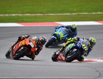 Dovizioso Wins As Title Fight Goes To The Wire
