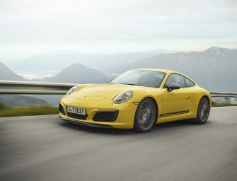 New Porsche 911 Carrera T launched in Middle East