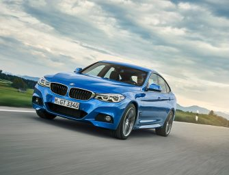 BMW launches the new BMW 330i Gran Turismo M Sport in India