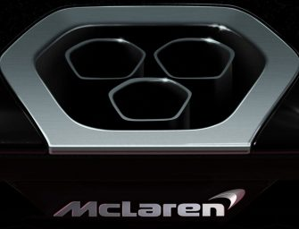 McLaren teases 'Ultimate Series' roadcar; to be fastest yet