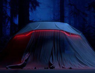2018 Aston Martin Vantage teased