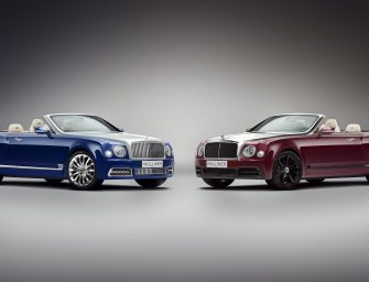 BENTLEY GRAND CONVERTIBLE BY MULLINER:  THE ULTIMATE LUXURY STATEMENT