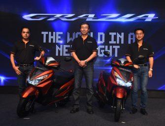 Honda 2Wheelers India creates world record!