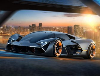 Lamborghini Terzo Millennio concept unveiled – and it's all-electric