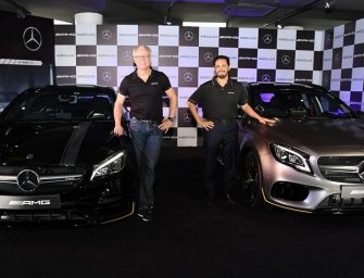 Face-lifted Mercedes-AMG CLA and GLA launched in India