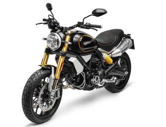 Ducati Scrambler 1100 revealed