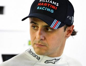 Massa Announces F1 Retirement At The End Of 2017