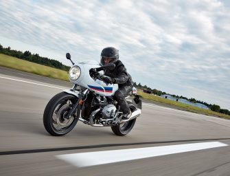 The new BMW R nineT Racer launched in India