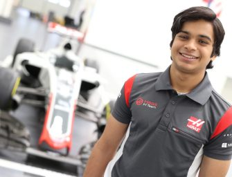 Indian Sensation Arjun Maini Tops Formula 2 Test in Abu Dhabi