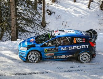 Ford return to WRC with M Sport
