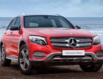 Mercedes-Benz GLC300 driven |  A petrol SUV with pizzazz