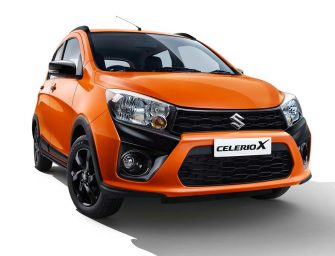 Maruti Suzuki CelerioX Launched In India Starting From Rs. 4.57 Lakh