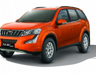 Mahindra launches the petrol-powered XUV500