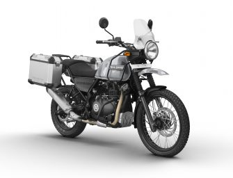 Royal Enfield introduces the Himalayan Sleet  Exclusive with an all new Sleet Explorer Kit