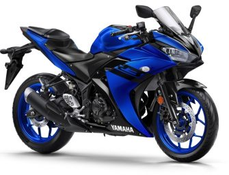 Yamaha R15 V3 launched at Rs. 1.25 lakh at Auto Expo 2018
