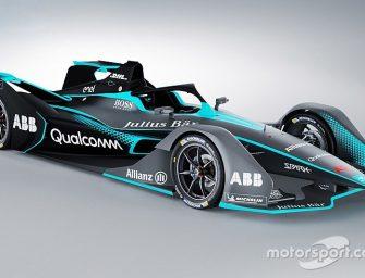 Formula E Unleashes Its Brand New Race Car