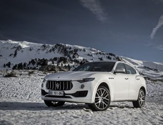 Maserati brings its first ever SUV, Levante to India